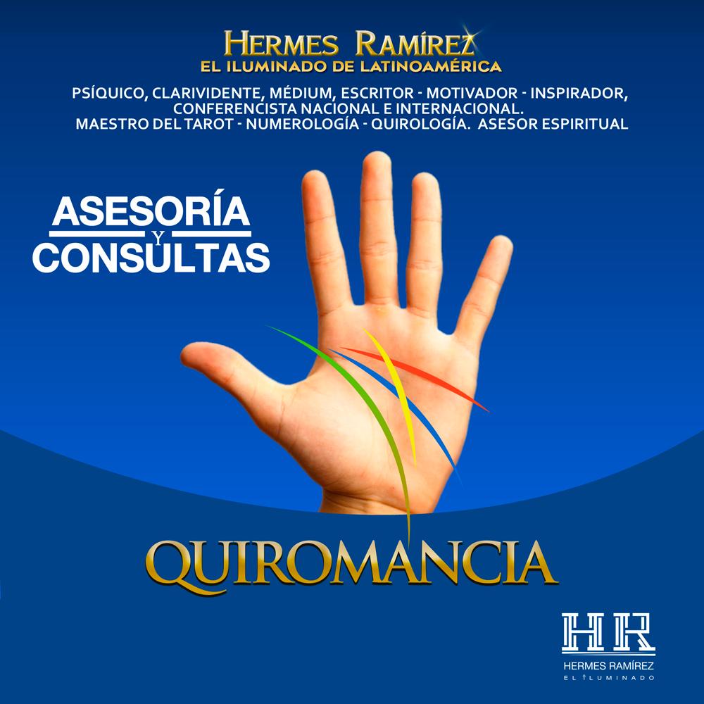 Estudio Quiromancia